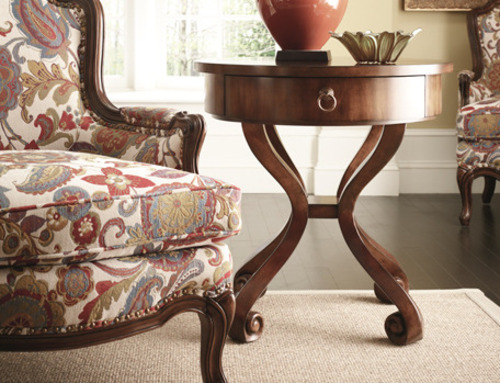 4001-330 / Round End Table